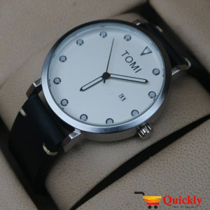 Tomi T074 Men Leather Watch Online Shopping Amazing in Pakistan