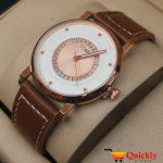 Tomi T033 Men Leather Watch Online Beautiful and Amazing Features