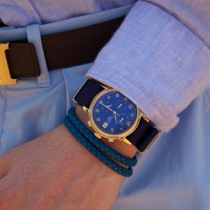 Why watches and belts are preferred for gift giving in men?