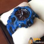 S.Waves Men Rubber Analog Digital Watch Online