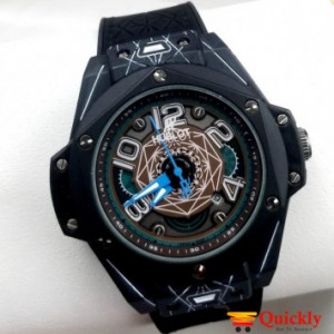 HUBLOT Geneve 882888 Black Watch