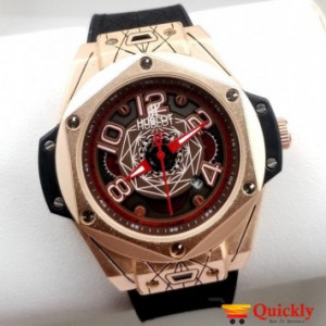 HUBLOT Geneve 882888 Golden Watch
