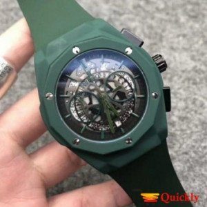HUBLOT Geneve 582888 Full Green Watch