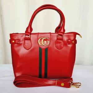 Gucci Ladies Hand Bag Red Color QB00209