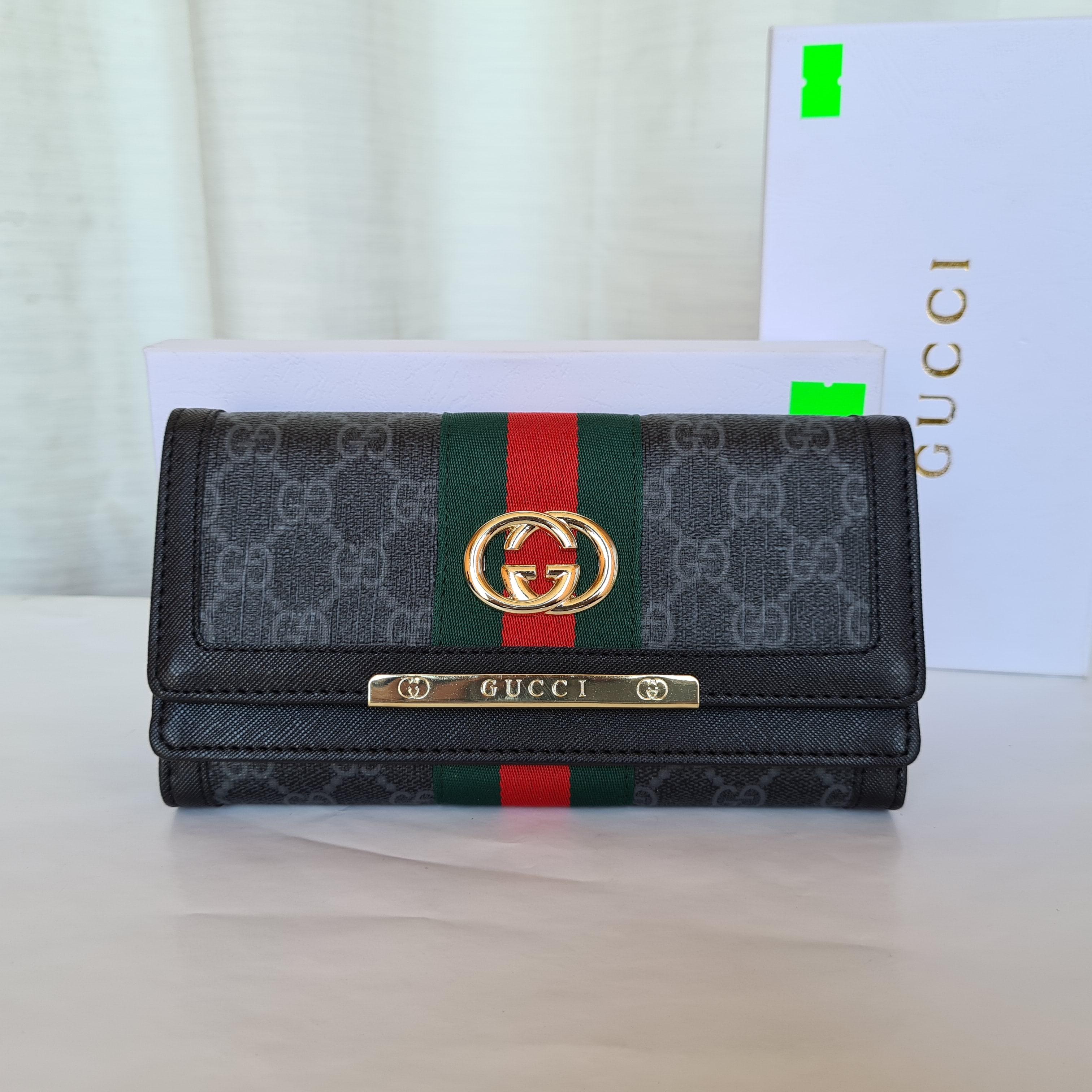 Gucci Ladies Purse Multi Color QB00157