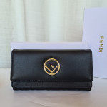 Fendi Ladies Purse Black Color QB00160