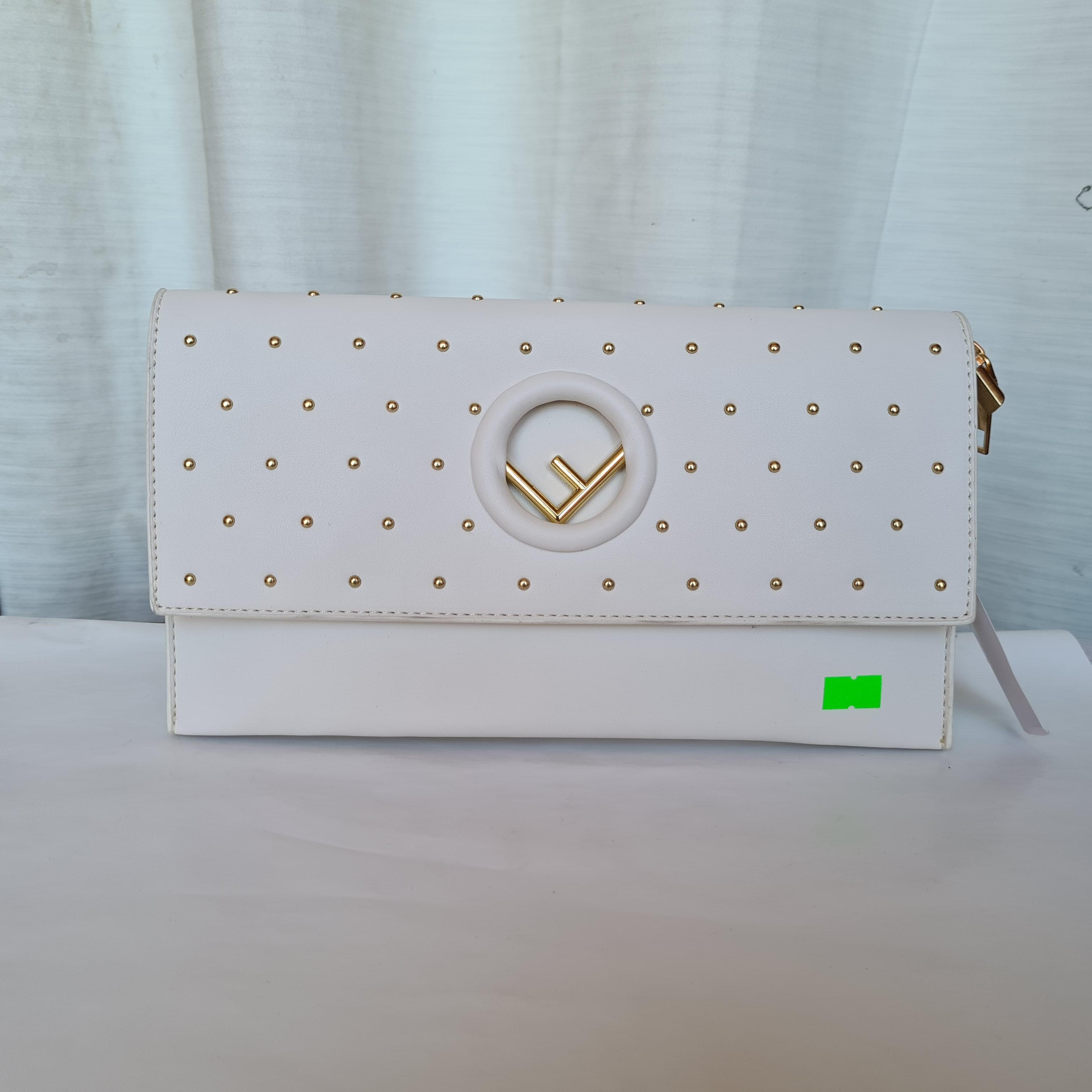 Fendi Ladies Shoulder And Hand Bag QB00169
