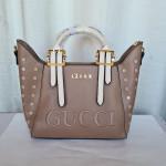 Gucci Ladies Stylish Bag Light Brown Color QB00178