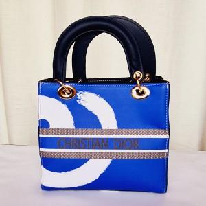 Dior Ladies Stylish Hand Bag Multi Color QB00201
