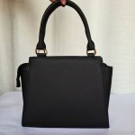 Prada Ladies Hand Bag Black Color QB00204