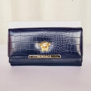 Versace Ladies Purse Blue Color QB00205