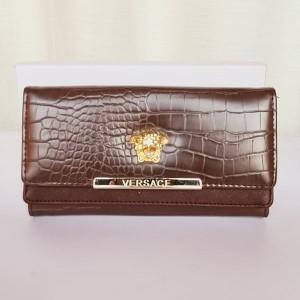 Versace Ladies Purse Brown Color QB00206