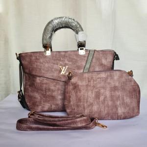 LV Ladies Hand Bag 2 Piece QB00212