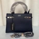 Guess Ladies Hand Bag Blue Color QB00234