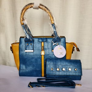 Ladies Hand Bag 2 Piece QB00215