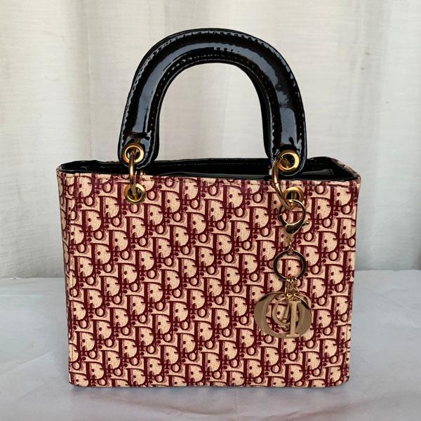 Dior Ladies Hand Bag Multi Color QB00241