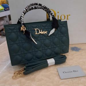 Dior Ladies Bag Green Color QB00102