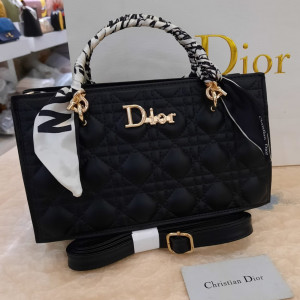 Dior Ladies Bag Black Color QB00101