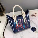 Dior Ladies Stylish Bag Blue Color QB00138