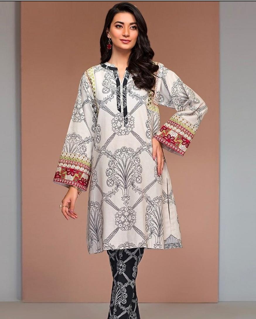 Nishat Ladies Suit Hit Code QS00149