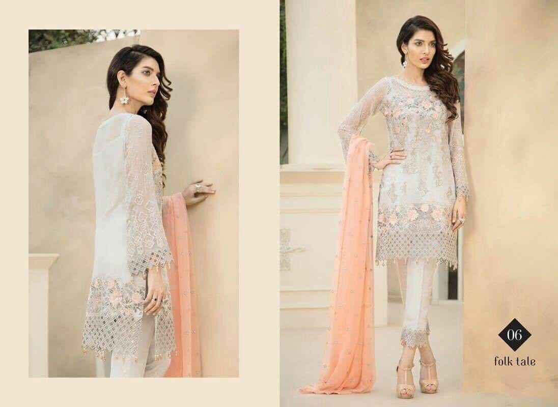 Jazmin Ladies Suit Eid Collection Hit Code QS00165