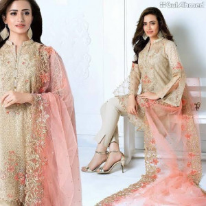 Gull Ahmed Ladies Suit Eid collection Hit Code QS00166