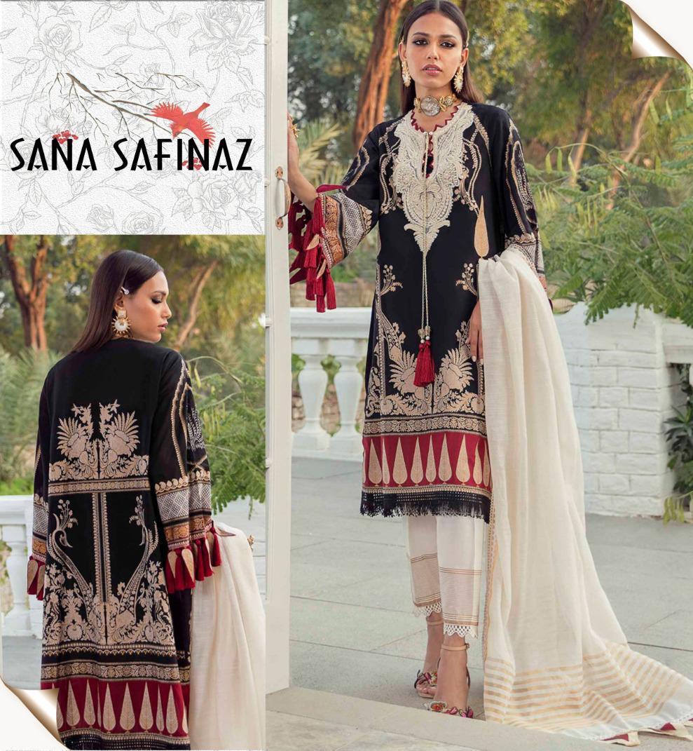 Sana Safinaz Ladies Suit Hit Code QS00172