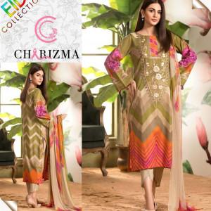 Chrizma Ladies Suit Eid Collection Hit Code QS00173