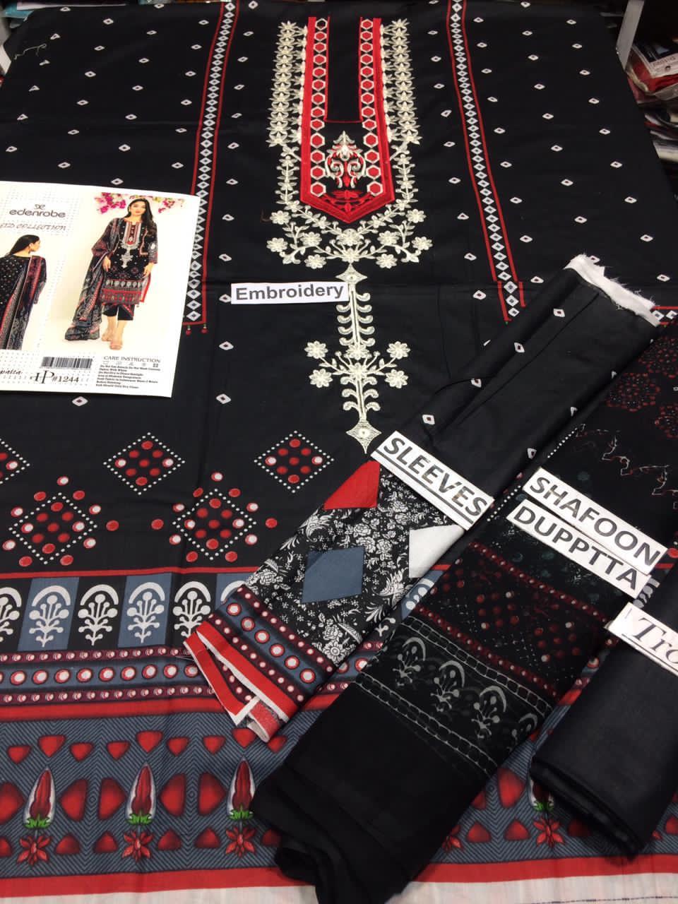Eden Roab Eid Collection Hit Code QS00175