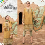 Maria B Ladies Suit Eid Collection Hit Code QS00179