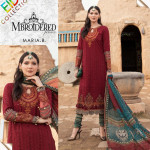 Maria B Ladies Suit Eid Collection Hit Code QS00180