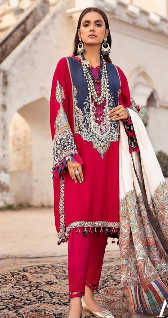 Sana Safinaz Ladies Suit Eid Collection Hit Code QS00182