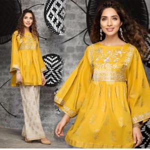 Nishat Ladies Suit Hit Code QS00183