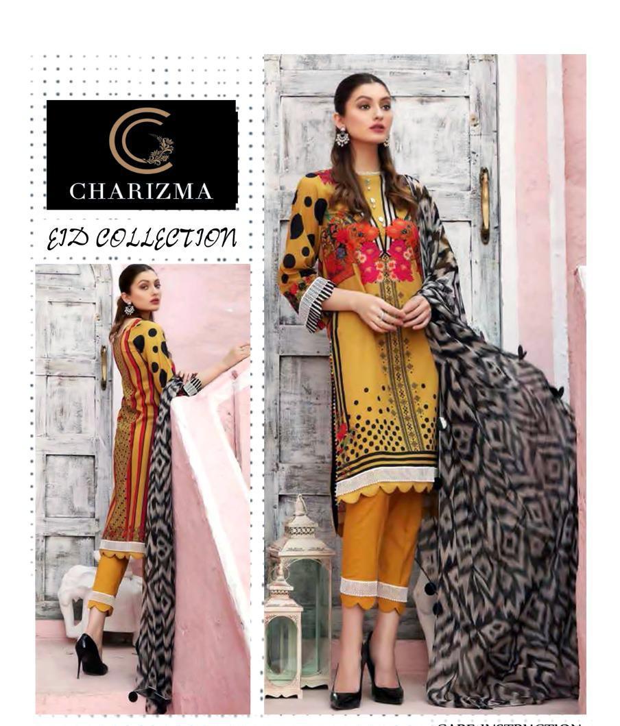 Chrizma Eid Collection Ladies Suit Hit Code QS00184