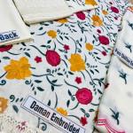Bareeze D_24  Embroidered Ladies Suit Code QS00123
