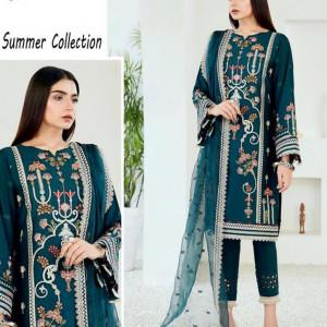 Jazmin Ladies Suit Eid Collection Hit Code QS00142