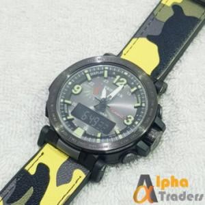 Casio 5497 (Protrek) Watch Rubber Strap Sports Watch