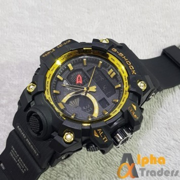 G-Shock Watch Analog & Digital Sports Watch Water Resistant
