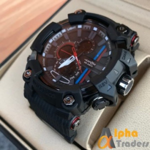 Exponi 3277 Rubber Strap Analog Digital Sports Watch
