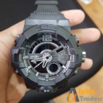 Exponi EP 3261 Watch Rubber Strap Analog Digital Sports Watch