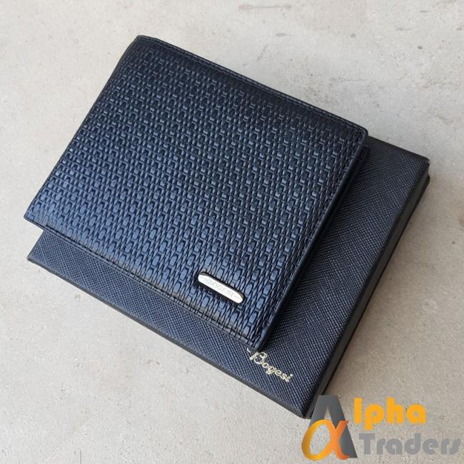 Original WL165 Bogesi Leather Wallet