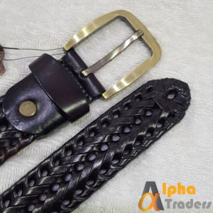 Original BT117 Leather Belt for Jeans