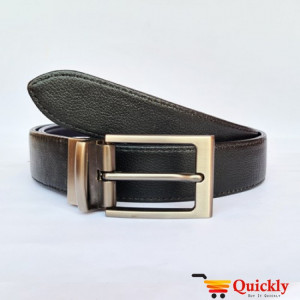 Export BT101 Quality Leather Belt Dual Side