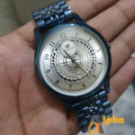 Universal Point Men Original Blue Watch