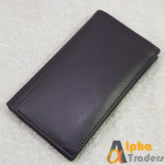 Original WL160 Leather Book Wallet Cards Option