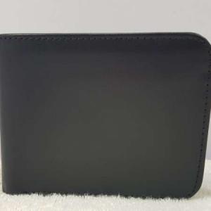 Original WL164 Black Leather Wallet
