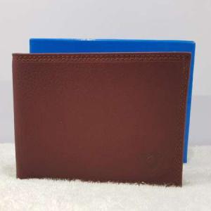 Brown WL105 Genuine Leather Wallet