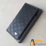 Bovis WL140 Original Leather Long Wallet Black