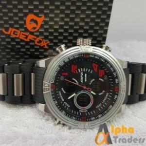 JOEFOX 1702-1 Sports Watch Analog Digital Model