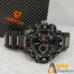JOEFOX 1711-3 Sports Watch Analog Digital Model